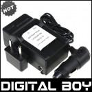 EN-EL19 - батарея, зарядное устройство, автомобильное зарядное устройство для камер Nikon Coolpix S2500 S4100 S3100