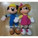 """Мягкая игрушка """"Микки и Минни Маус"""""""