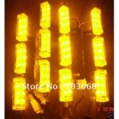 Светодиодная проблесковая маячковая установка из 4 панелей, 36-LED