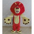 Ростовая кукла красногривый лев