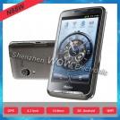 "Haier HW-N88W - смартфон, Android, Marvell 968 1Ghz , 4.3"" WVGA, 1 SIM-карта, 512МБ RAM, 512МБ ROM, поддержка карт microSD, WCDMA/GSM, Wi-Fi, Bluetooth, GPS, FM-радио, основная камера 5МП и фронтальная камера 0.3МП"
