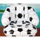 """Детское надувное кресло """"Футбол"""""""