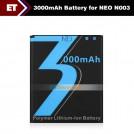 Аккумулятор 3000мАч для смартфона NEO N003