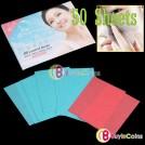 Очищающие салфетки для жирной кожи, 50 шт
