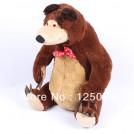 """Плюшевый медведь из мультфильма """"Маша и Медведь"""", 37см"""