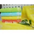 Махровое полотенце из бамбукового волокна