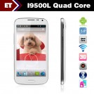 "ET I9500L /3480 - Смартфон, Android 4.2, MTK6589 1.2GHz, Dual SIM, 5"", 512MB RAM, 4GB ROM, GSM, 3G, GPS, Wi-Fi, Bluetooth, основная камера 8.0Mp"