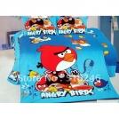 Комплект детского постельного белья с принтом Птица