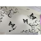 Декоративные наклейки на стену (2 комплекта)