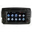 Автомобильный GPS DVD для Mercedes Benz W203
