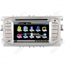 Автомобильная магнитола FDL26 для Ford Mondeo 2007-2010, GPS навигация, DVD с Sat Nav, Радио, Телевизор, Bluetooth, Stereo Audio Video система