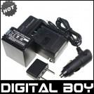 NP-FV100 - аккумулятор + зарядное устройство + автомобильное зарядное устройство для Sony FV30 FV70 FV50 FV40