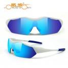 Защитные очки велосипедиста, сменные стекла, защита от UV лучей
