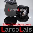 Телеобъектив для камеры 2.0x  62 мм