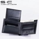 Мужской кошелёк фирмы S.C. (4CMW003)