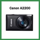 """Canon Powershot A2200 - цифровая камера, 14MP, 2.7"""" TFT дисплей, 4х зум, интеллектуальный режим съемки"""
