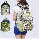 Рюкзак женский с геометрическим рисунком, 3 цвета на выбор