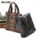 Холщовая сумка в стиле Ретро