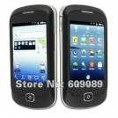 "S8000 - смартфон, Android 2.3.6, MTK6513 (650MHz), 2.8"" TFT LCD, 256MB RAM, 256MB ROM, Wi-Fi, Bluetooth, 1.3MP камера"