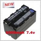 NPF750 - аккумулятор Li-ion для Sony CCD-TR3 HDR-FX1 DCR-TRV420