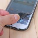 Чехол из термополиуретана прозрачный для Samsung Galaxy S3, 9 цветов