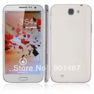 "Bluebo Star B6000 - смартфон, Android 4.2.1, MTK6589T, Quad Core 1.5GHz, 5.7"" IPS 720Р, 2 SIM-карты, 1ГБ RAM, 8ГБ ROM, поддержка карт microSD, WCDMA/GSM, Wi-Fi, Bluetooth, GPS, FM-радио, основная камера 12МП и фронтальная камера 5МП"