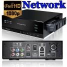 "HD3548HL-R - Сетевой медиапроигрыватель, 1080P, 3.5"", LAN, HDD, H.264, MKV, HDMI"