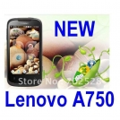 "Lenovo A750 - смартфон, Android 4.0.3, MTK6575 (1GHz), 4"" TFT LCD, 512MB RAM, 4GB ROM, 3G, Wi-Fi, Bluetooth, GPS, 5MP задняя камера, 0.3MP фронтальная камера"