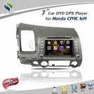 7-дюймовый автомобильный DVD-плеер для Honda CIVIC
