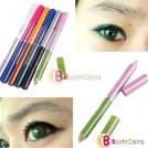 Набор двусторонних карандашей для глаз, 6 цветов