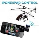 Радиоуправляемый вертолет с гироскопом, управление с iPhone/iPad