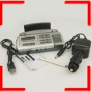 Автомобильный FM трансмиттер - Bluetooth, МР3, TF