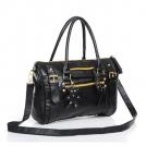 Женские сумочки из полиуретановой кожи с кулоном, кисточкой, стиль Tote, NB0008