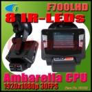 F700LHD - автомобильный видеорегистратор