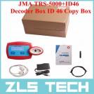 JMA TRS-5000+ID 46 - программатор ключей, набор, работа с чипами ID 46 и транспондерами 4D
