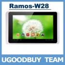 "Ramos W28 - планшетный компьютер, Android 4.0.4, HD 7"" IPS, Amlogic 8726-MX (2x1.5GHz), 1GB RAM, 16GB ROM, Wi-Fi, 0.3MP фронтальная камера"