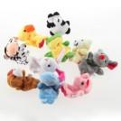 Набор развивающих пальчиковых игрушек (10 шт.)