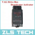 Деактиватор-активатор, автомобильный диагностический инструмент VAG Drive Box EDC15/ME7 OBD2 IMMO