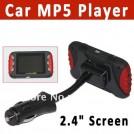 Автомобильный FM-трансмиттер - МР5 плеер, 4ГБ встроенной памяти