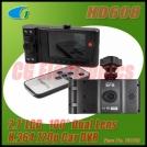 HD608 - автомобильный видеорегистратор