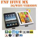 "FNF iFive MX - планшетный компьютер, Android 4.1.1, 8"" IPS, Rockchip RK3066 (2x1.6GHz), 1GB RAM, 8GB/16GB ROM, Wi-Fi, Bluetooth, GPS, 3G (опционально), 2MP фронтальная камера, 5MP задняя камера"