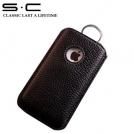 Кожаный чехол для  iphone 4