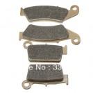 Передние и задние тормозные колодки для мотоциклов Yamaha YZ 125 250 1998-2002 WR 250 426F 01-02 YZ 426 2000-2002