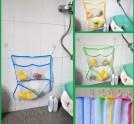 Органайзер для ванной комнаты на присосках