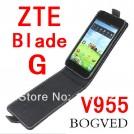 Кожаный чехол для ZTE V880G V955