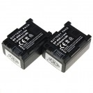 BP-808 - 2 аккумулятора для CANON HF20 HF21 HF S11 HF S10 HF11