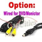 Проводная парковочная камера для DVD/Monitor, 4 LED-светодиода