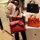Женская сумка с бантом