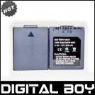 CGA-S002 - 2 аккумулятора Li-ion 800 мАч для Panasonic DMC-FZ1 DMC-FZ10 DMC-FZ10EG-K