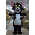 Ростовая кукла черный кот